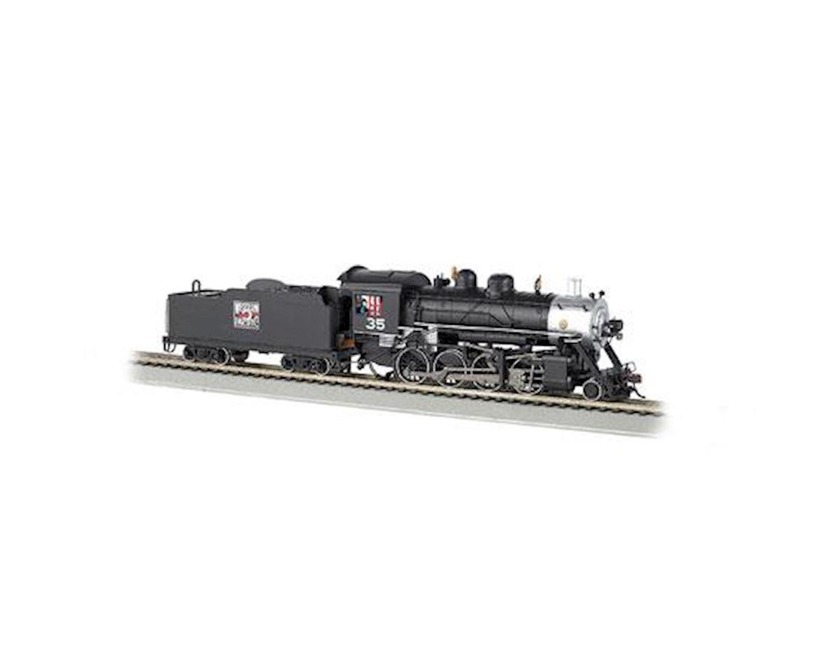 Bachmann N 2-8-0 w/DCC & Sound Value, WP
