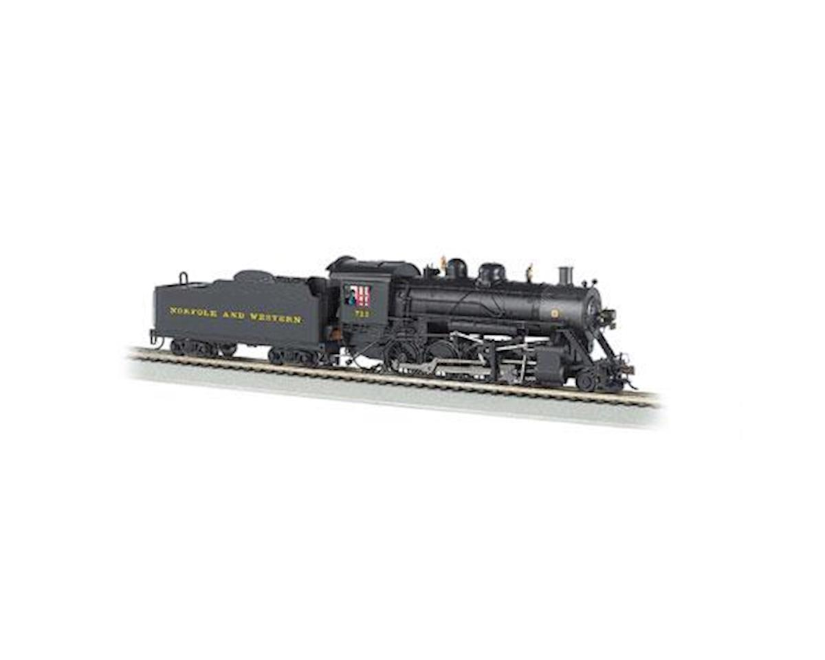Bachmann N 2-8-0 w/DCC & Sound Value, N&W