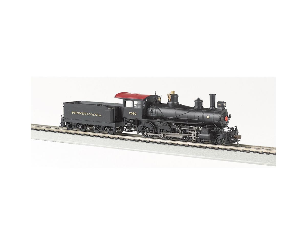 Bachmann HO 4-6-0 w/DCC & Sound Value, PRR