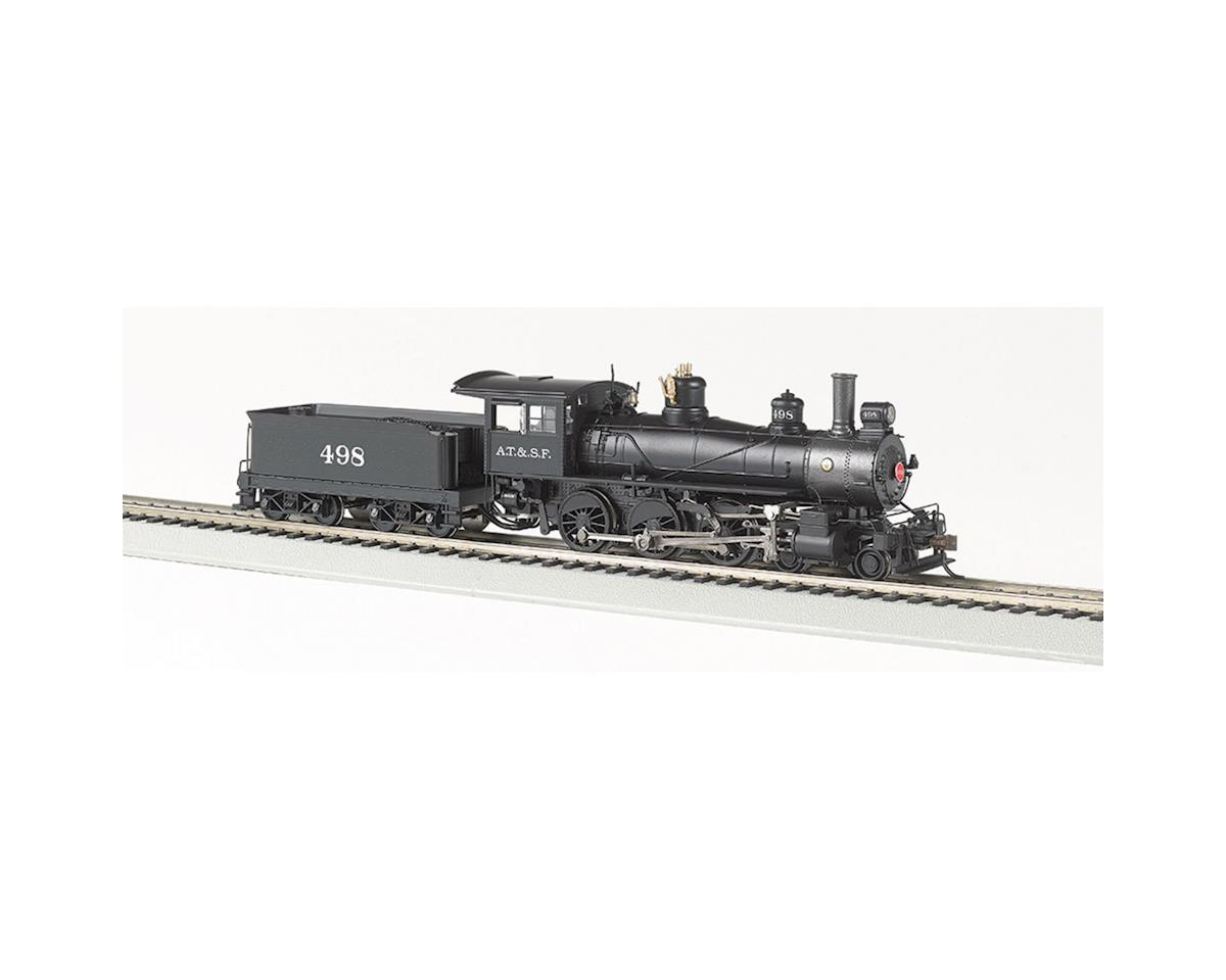 Bachmann HO 4-6-0 w/DCC & Sound Value, SF