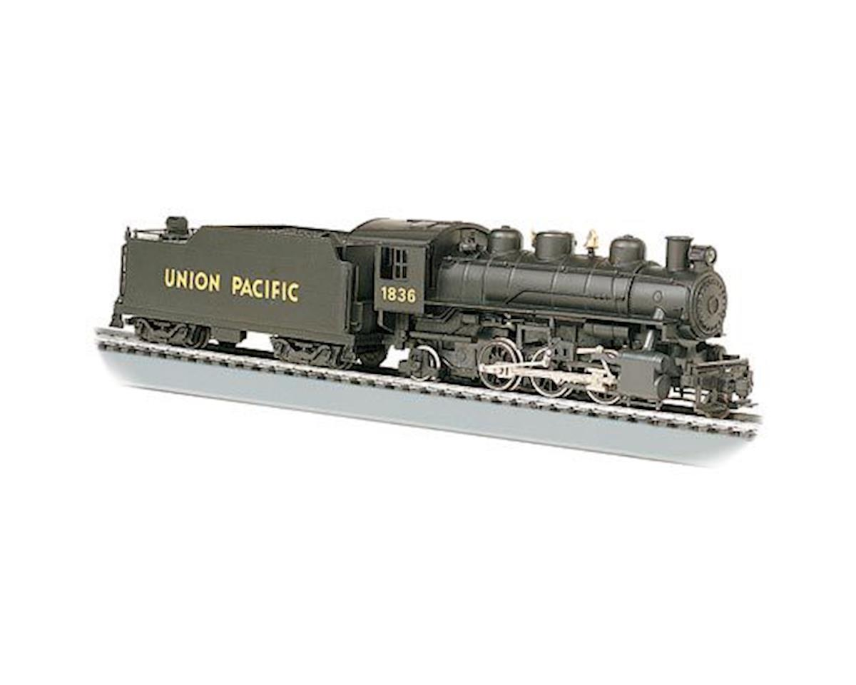 HO RTR 2-6-2 Prairie w/Tender & Smoke, UP #1836 by Bachmann