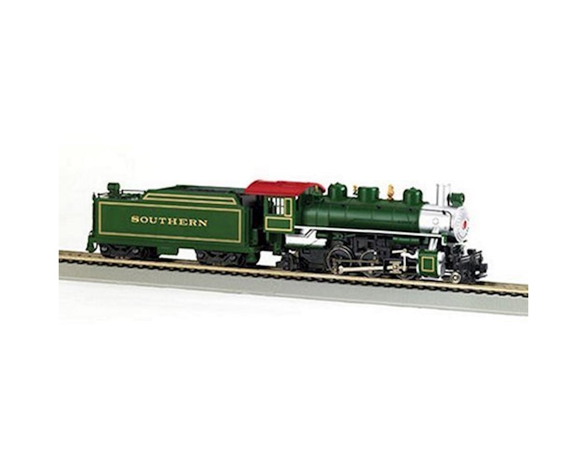 HO RTR 2-6-2 Prairie w/Smoke, SOU/Green by Bachmann