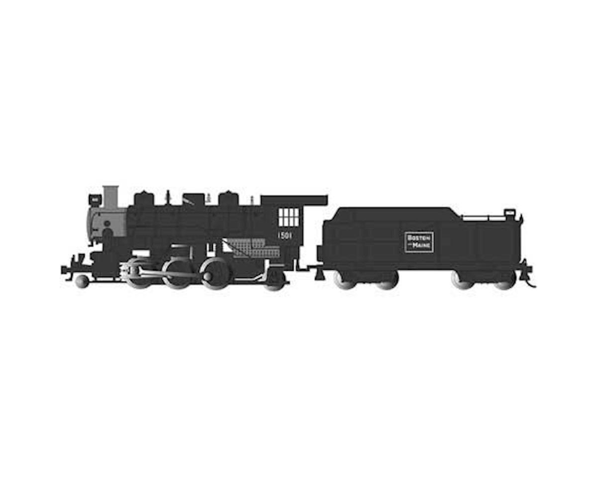 Bachmann HO 2-6-2 Prairie w/Smoke & Tender, B&M #1501