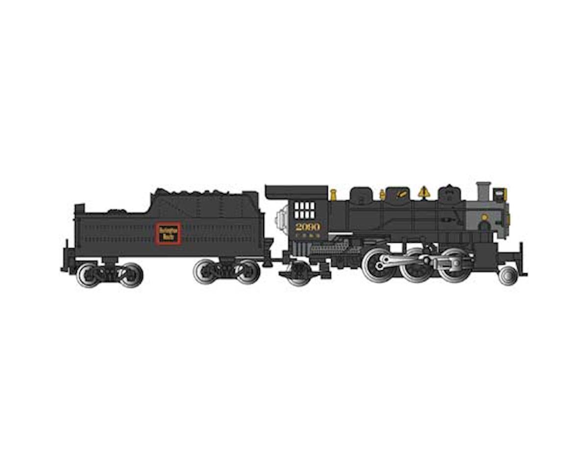Bachmann N 2-6-2 Prairie, CB&Q #2090