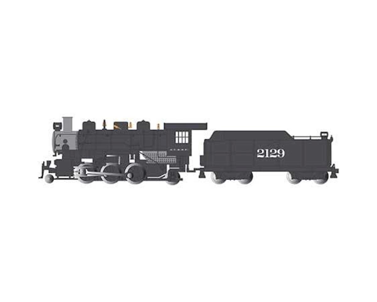 N 2-6-2 Prairie SF #2129 | relatedproducts