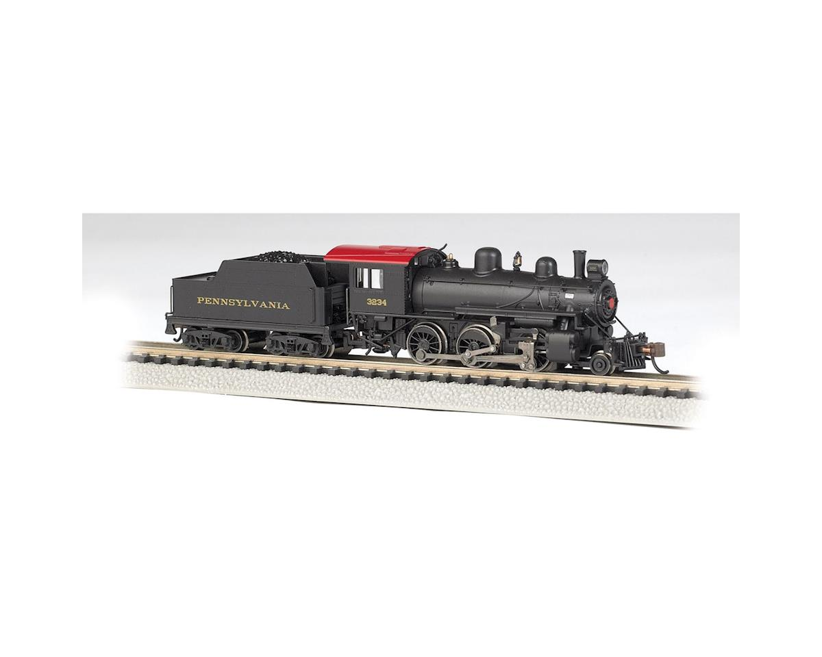 N 2-6-0 w/DCC & Sound, PRR #3234 by Bachmann