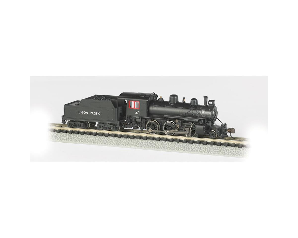 N 2-6-0 w/DCC & Sound, UP #41 by Bachmann