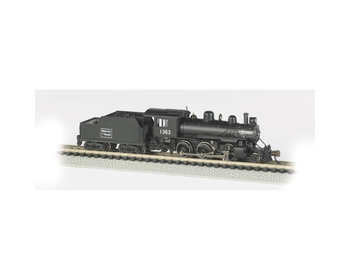N 2-6-0 w/DCC & Sound, B&M #1363 by Bachmann