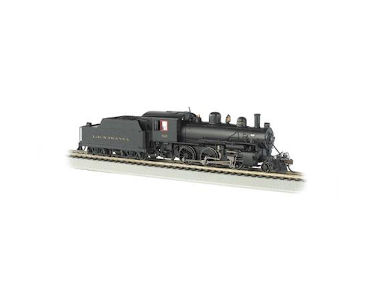 Bachmann HO 2-6-0 Mogul w/DCC &Sound Value, DL&W #565