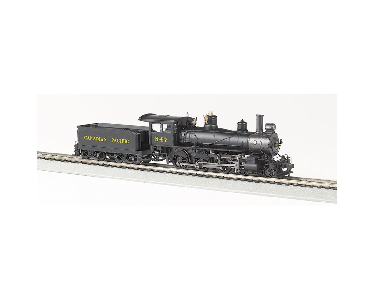 HO 4-6-0, CPR by Bachmann