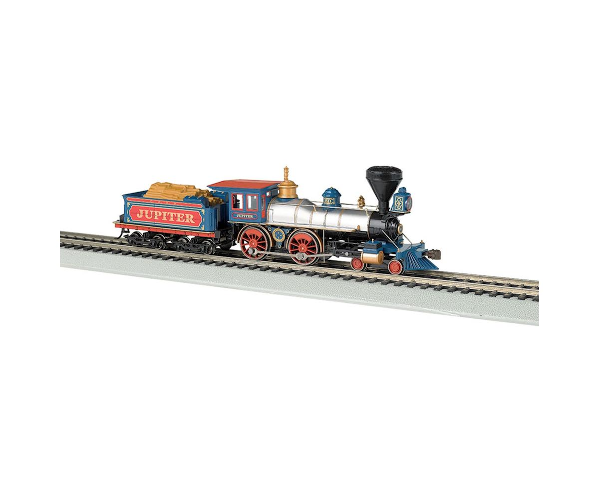 Bachmann HO 4-4-0 w/DCC & Sound Value, CP/Jupiter