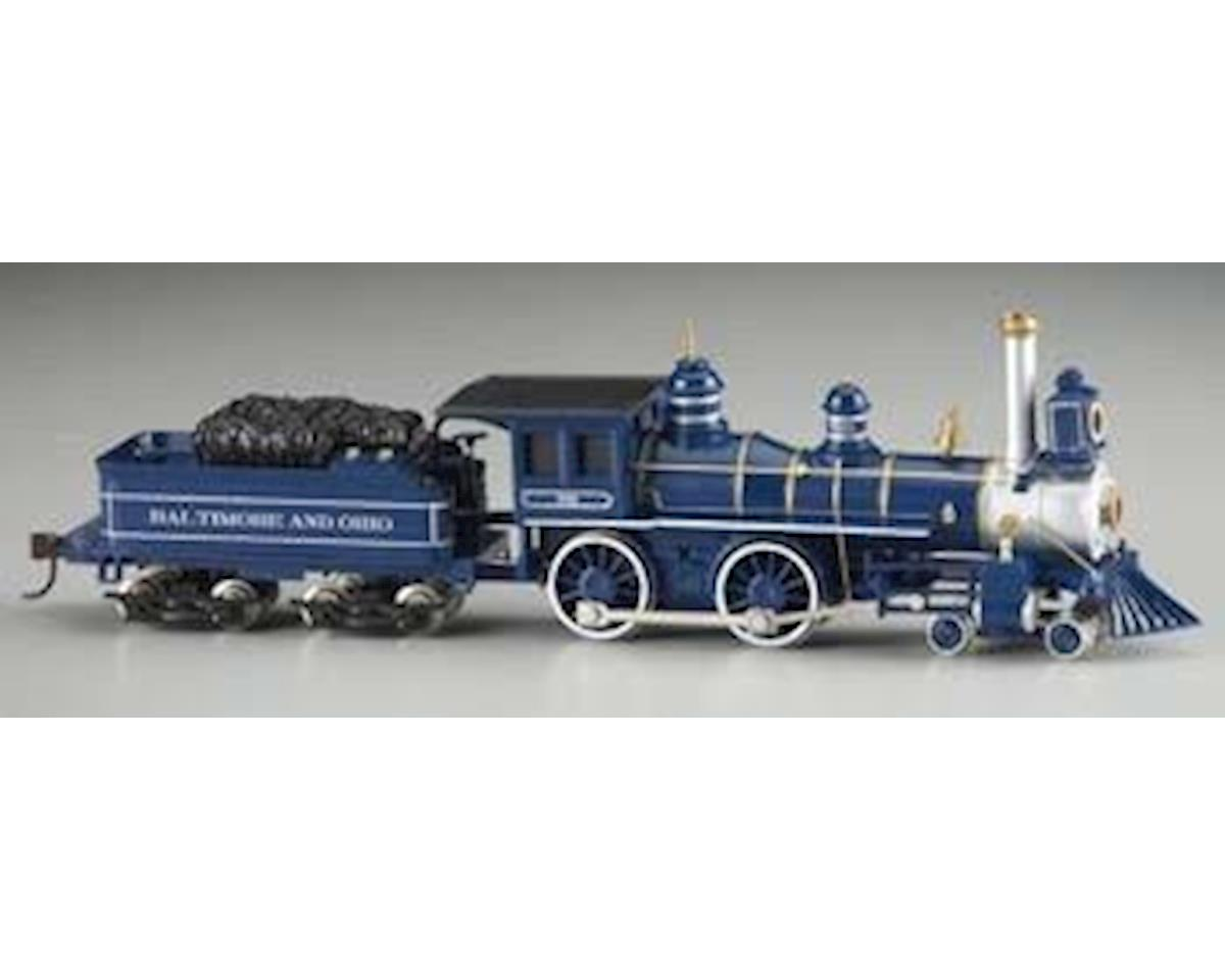 Bachmann HO 4-4-0 w/DCC & Sound Value, B&O