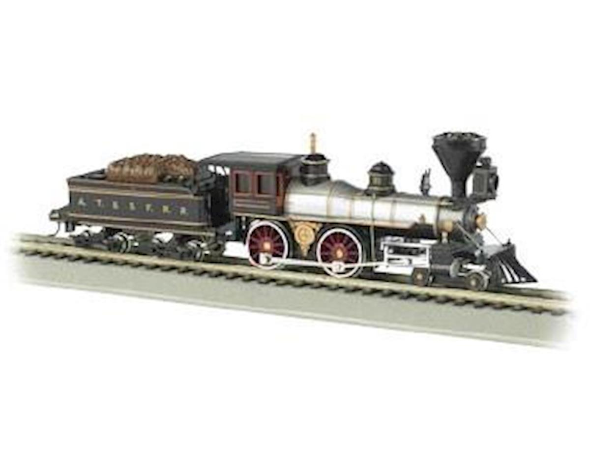Bachmann HO 4-4-0 w/DCC & Sound Value, SF #91