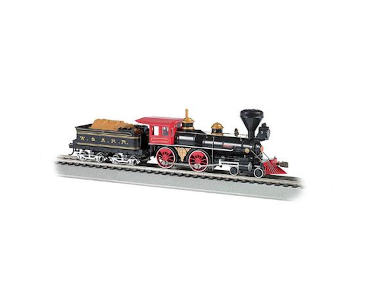 Bachmann HO 4-4-0 w/DCC & Sound Value, W&ARR/The General