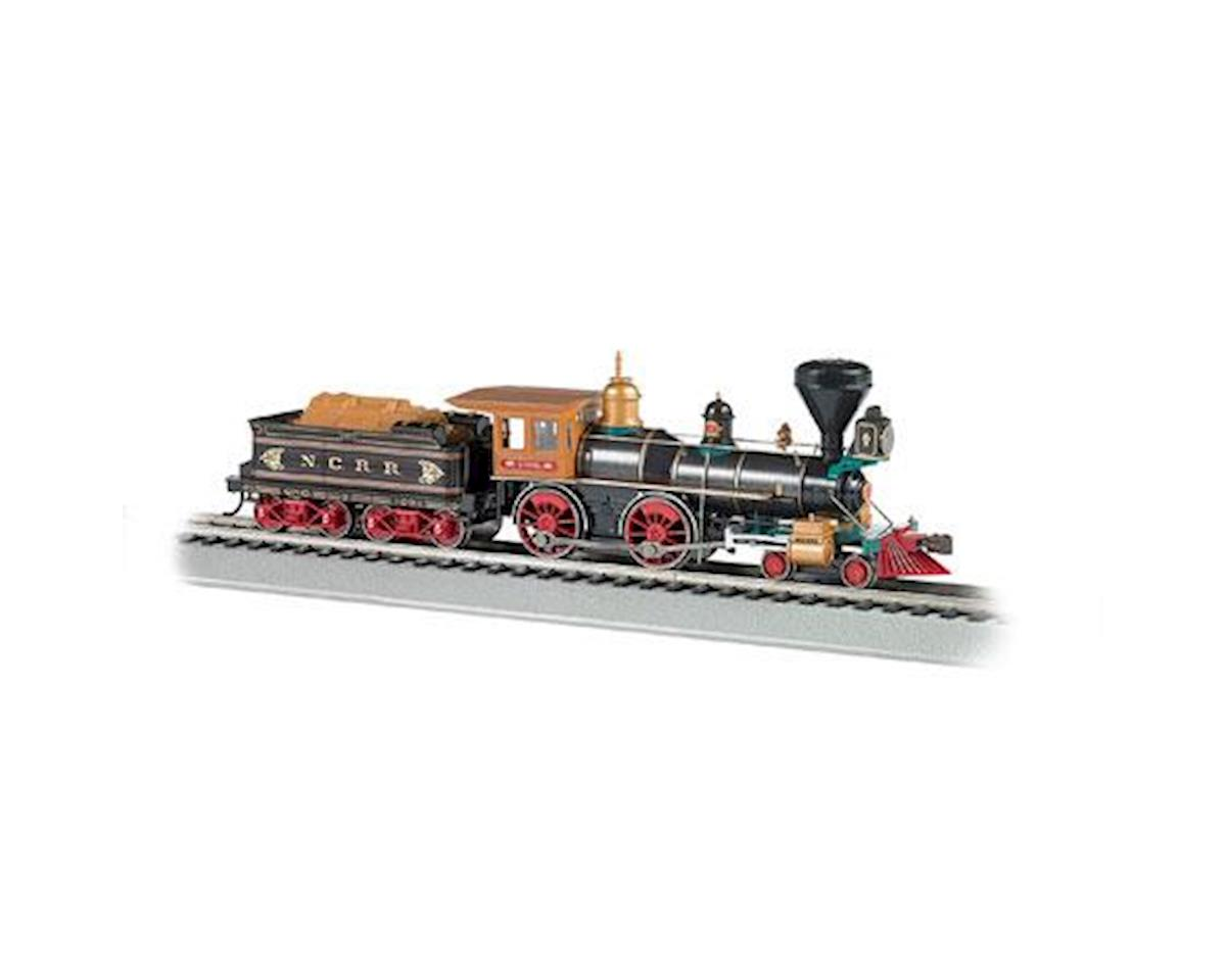 Bachmann HO 4-4-0 w/DCC & Sound Value, NCRR/The York