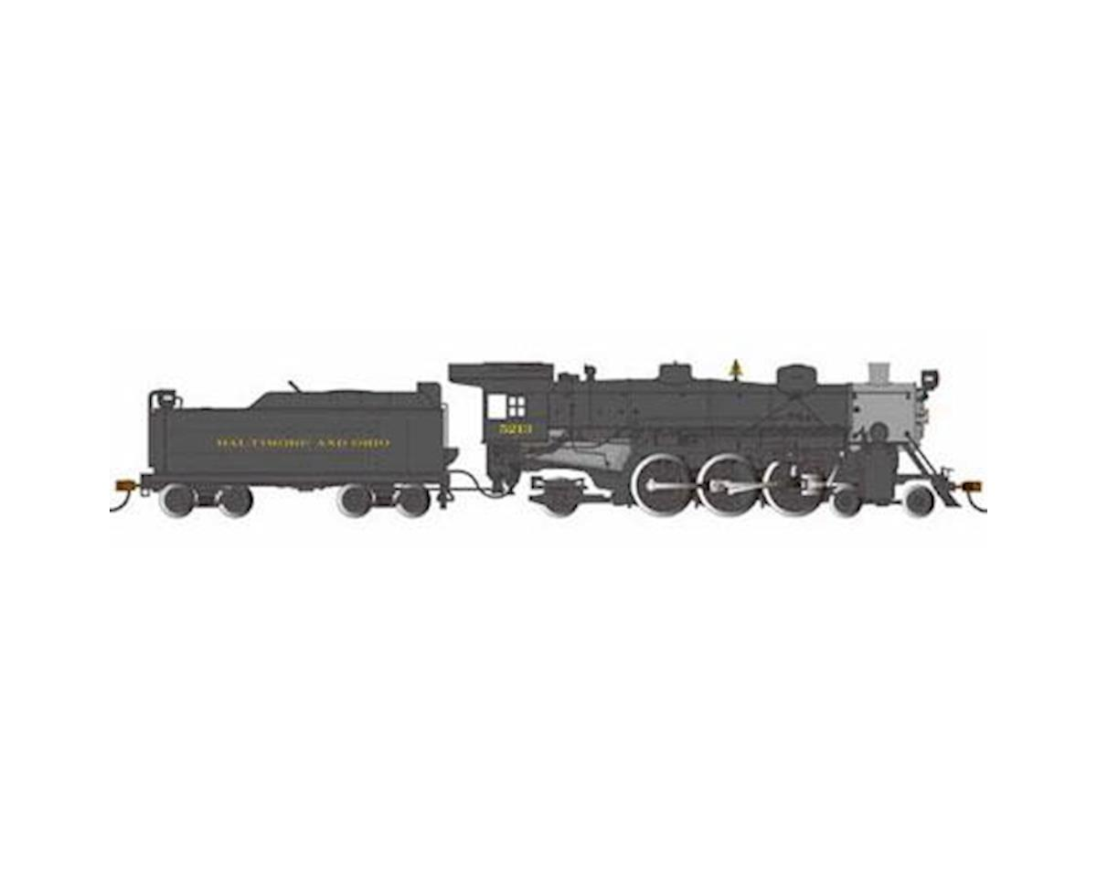 Bachmann HO  Light Pacific 4-6-2 w/DCC & Sound Value, B&O