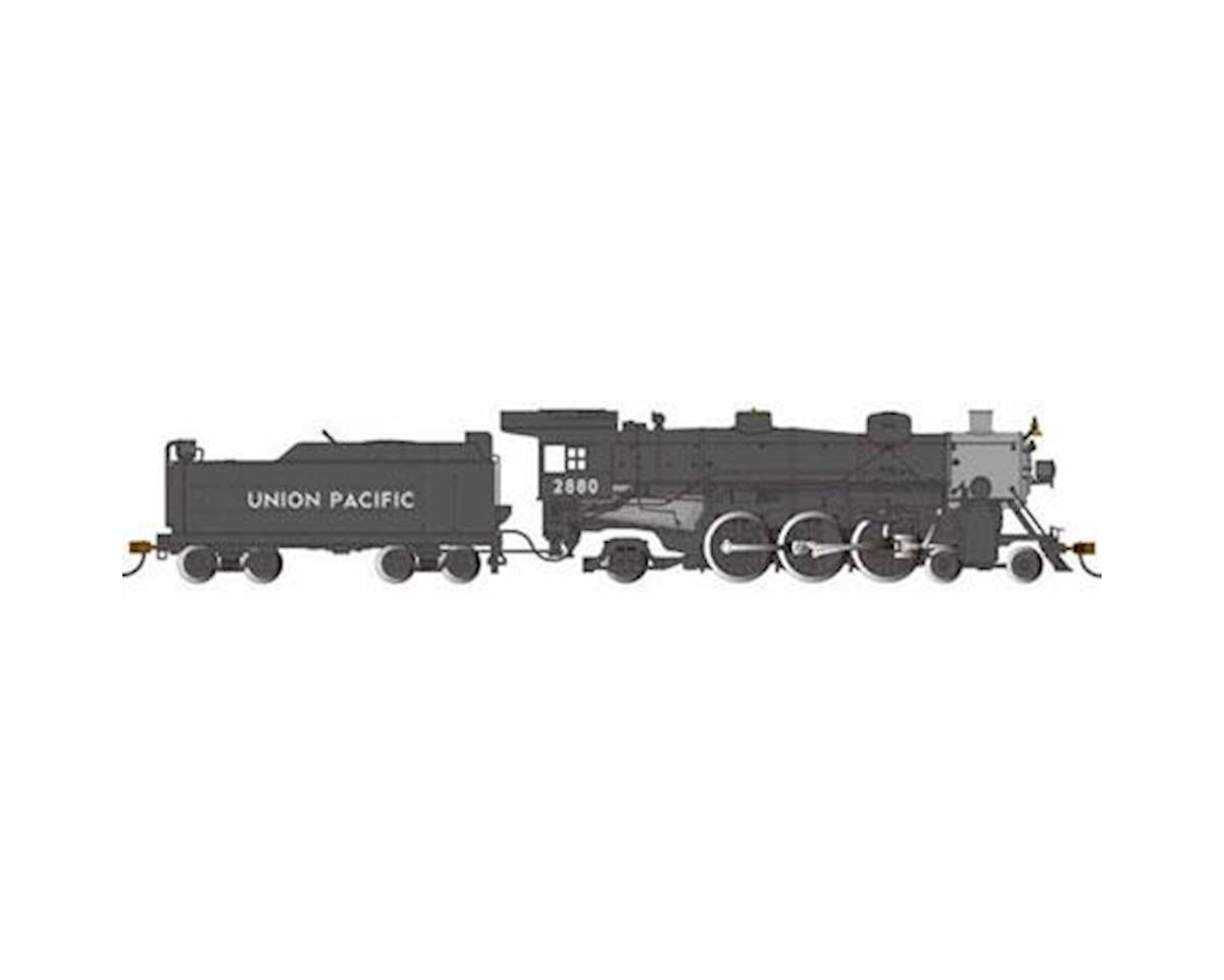 Bachmann HO  Light Pacific 4-6-2 w/DCC & Sound Value, UP