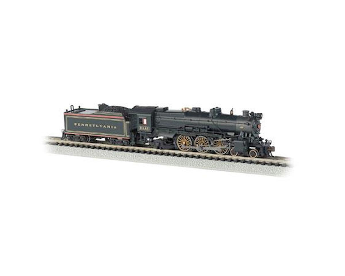 Bachmann N K4 4-6-2 w/DCC & Sound Value, PRR/Pre-War #5440
