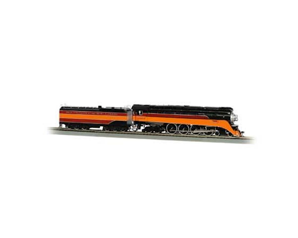 Bachmann HO 4-8-4 GS4 w/DCC & Sound Value,SP/Daylight #4449