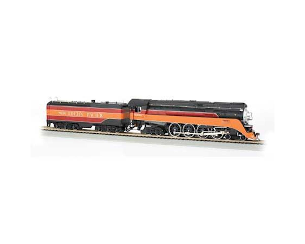 HO 4-8-4 GS4 w/DCC & Sound Value,SP/Daylight #4436 by Bachmann