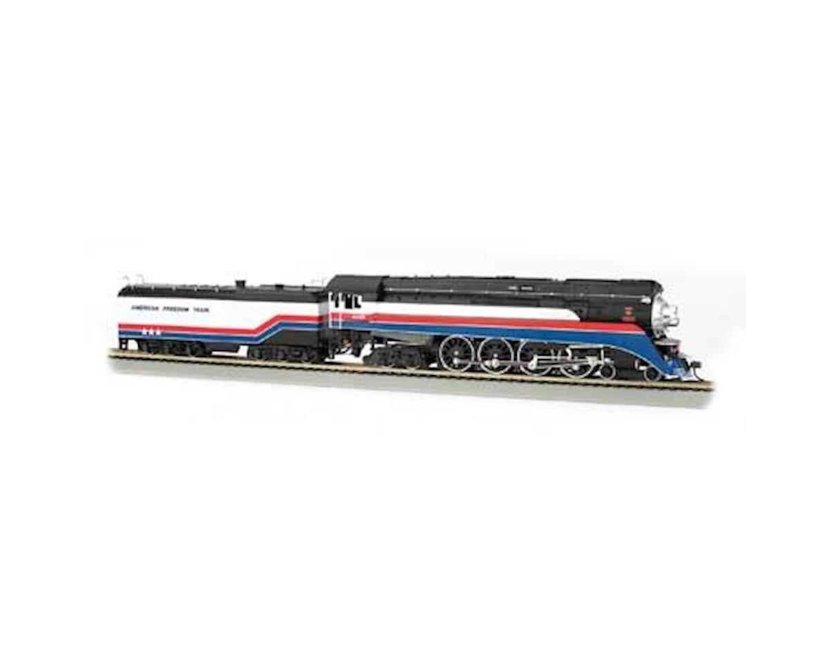HO 4-8-4 GS4 w/DCC & Sound Value, American Freedom by Bachmann