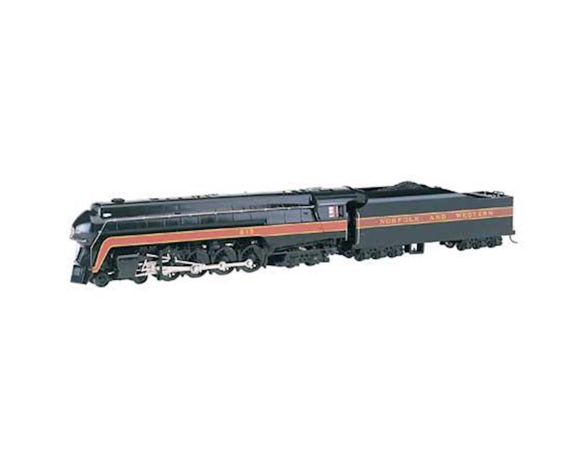 Bachmann HO Class J 4-8-4 w/DCC & Sound Value, N&W
