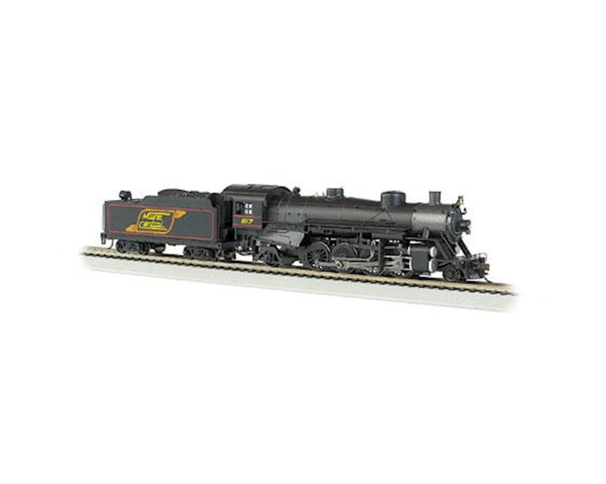 Bachmann HO 2-8-2 Light w/DCC & Sound Value, MEC #617