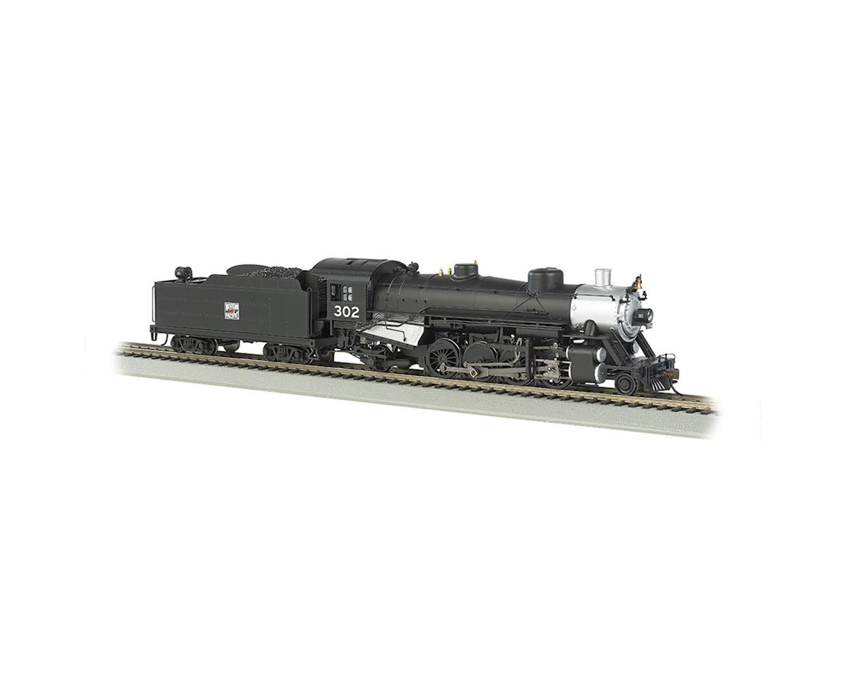 Bachmann HO 2-8-2 Light, WP #32