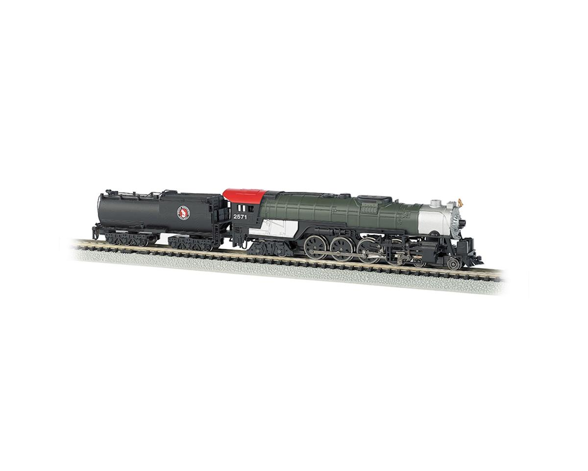 N 4-8-4 Northern, GN by Bachmann