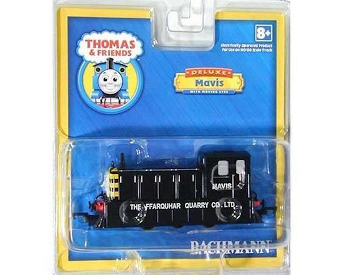 Bachmann HO Thomas & Friends Mavis Diesel Locomotive w/Movi