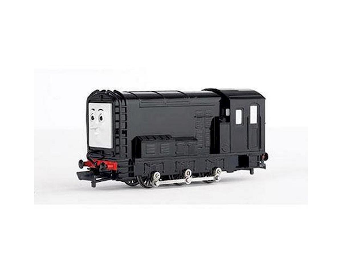 Bachmann HO Diesel w/Moving Eyes
