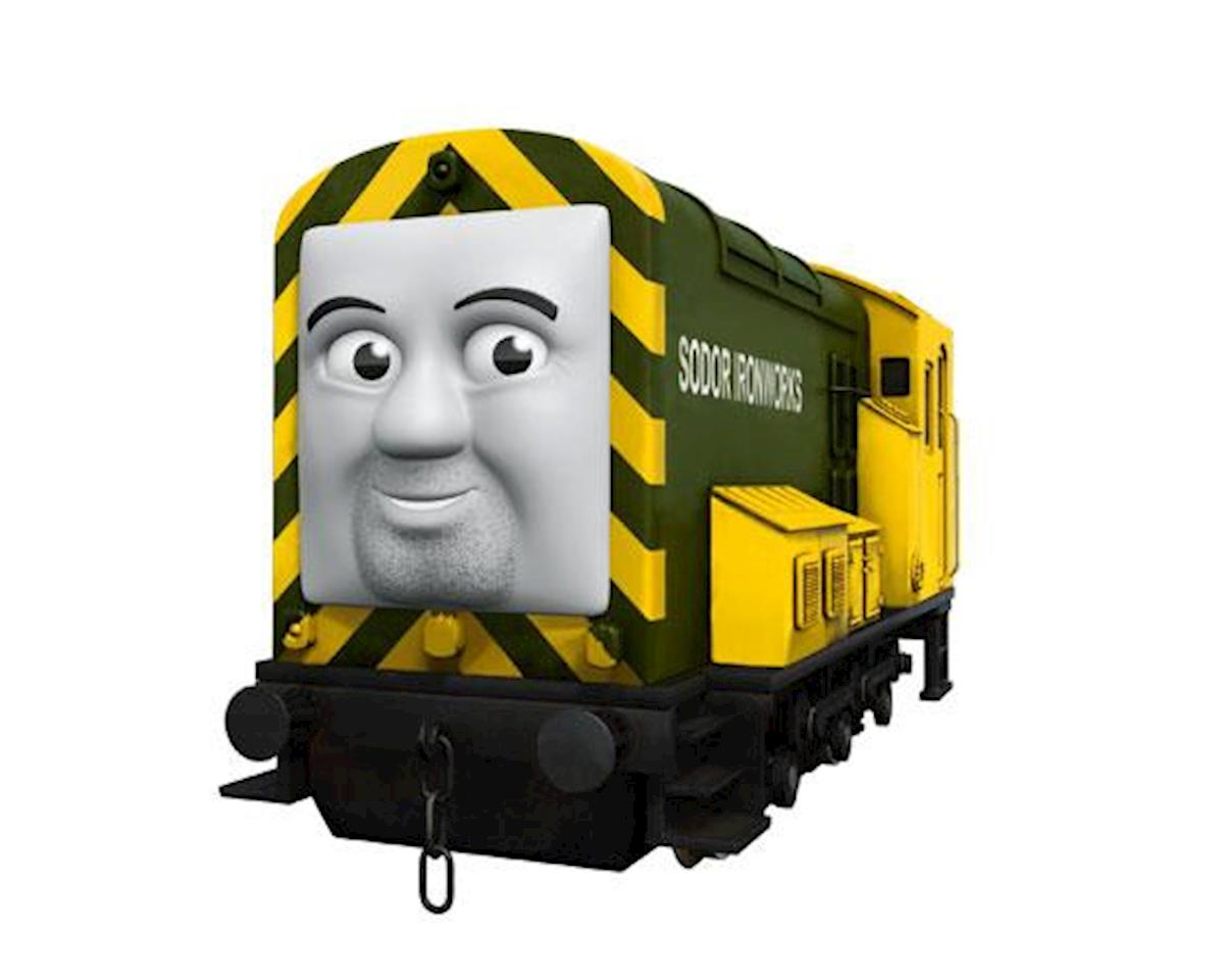 HO Iron Bert with Moving Eyes by Bachmann