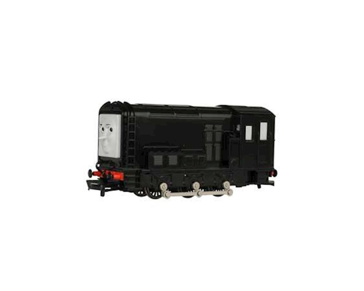 Bachmann HO Grumpy Diesel w/Moving Eyes