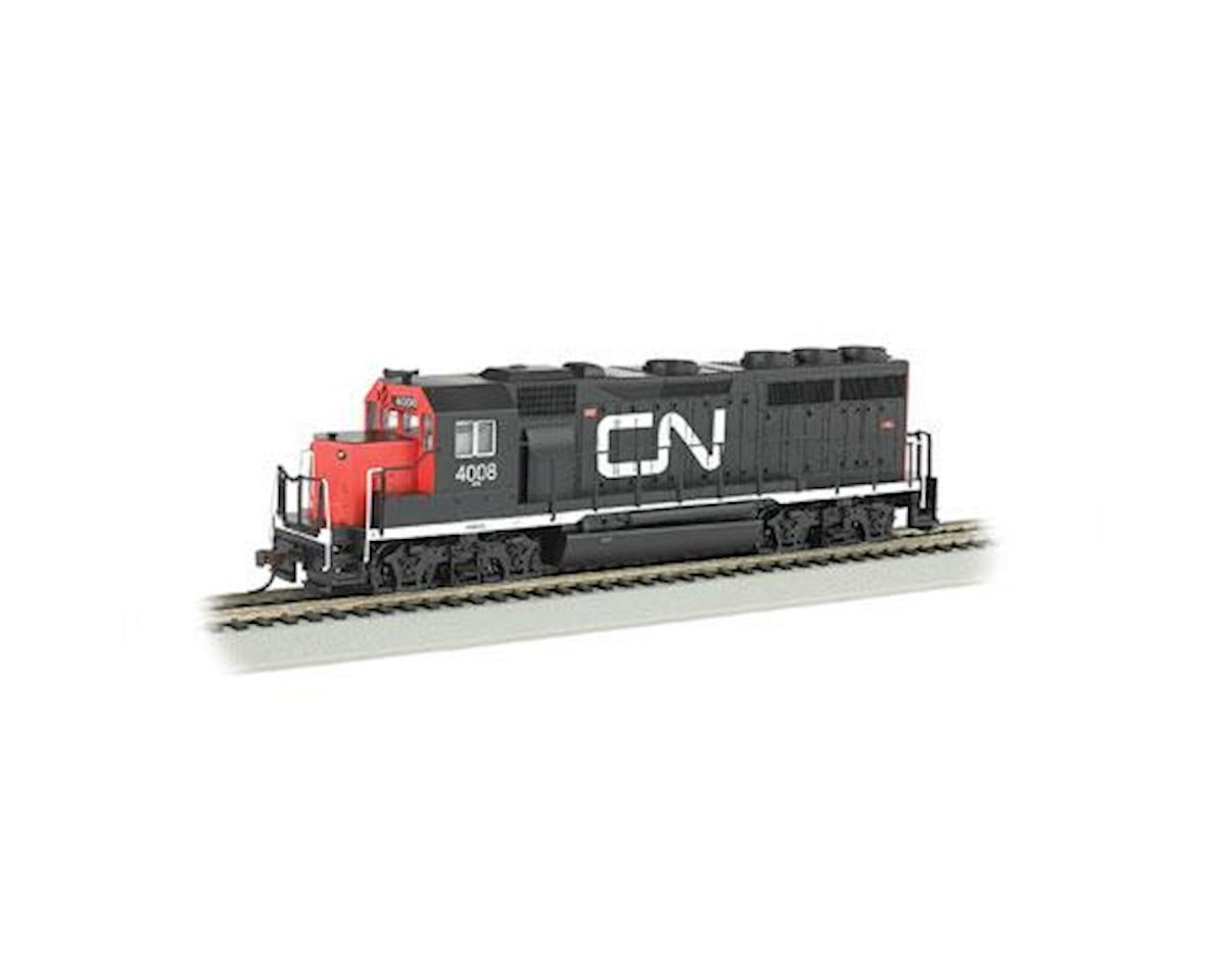 Bachmann HO GP40 w/DCC, CN #4008