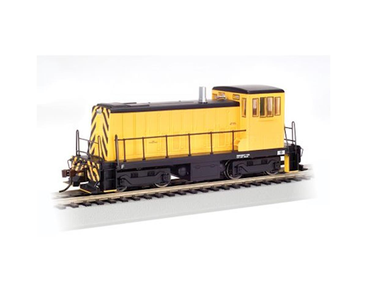 HO 70-Ton w/DCC, Yellow by Bachmann