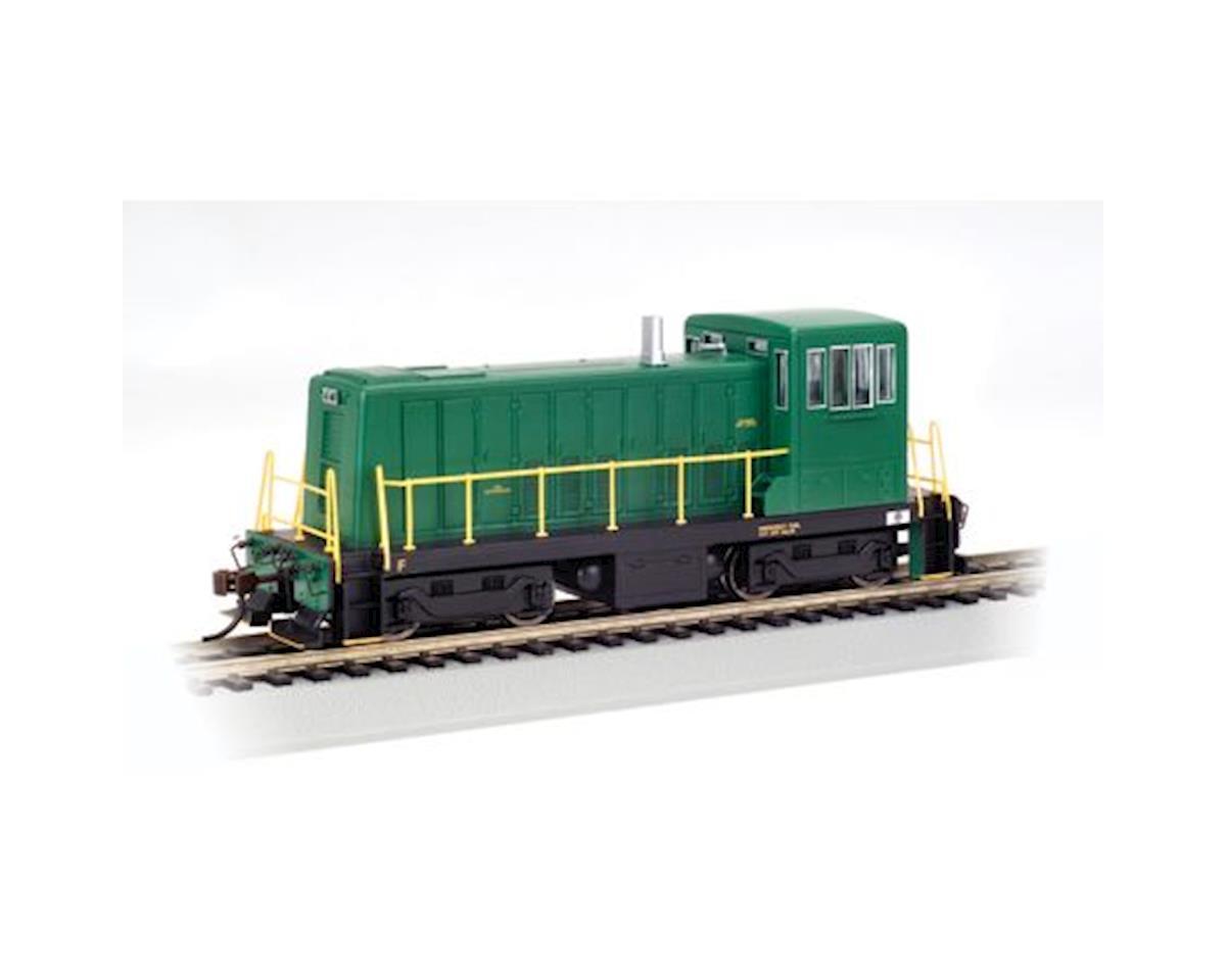 Bachmann HO 70-Ton w/DCC, Green