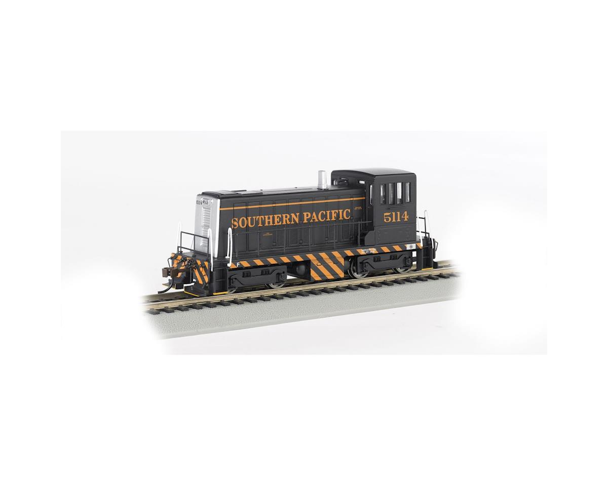Bachmann HO 70-Ton w/DCC, SP/Black/Orange