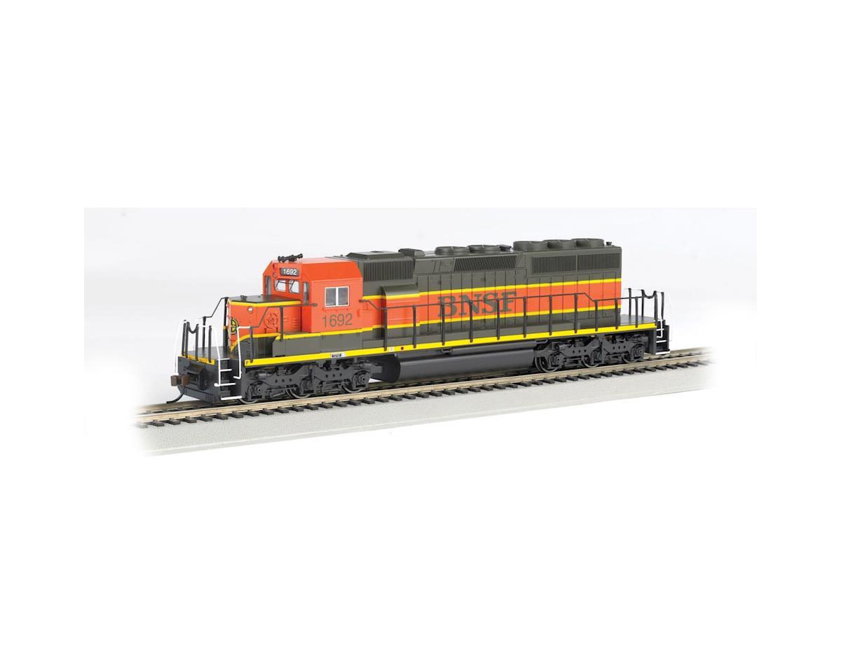 Bachmann HO SD40-2 w/DCC, BNSF
