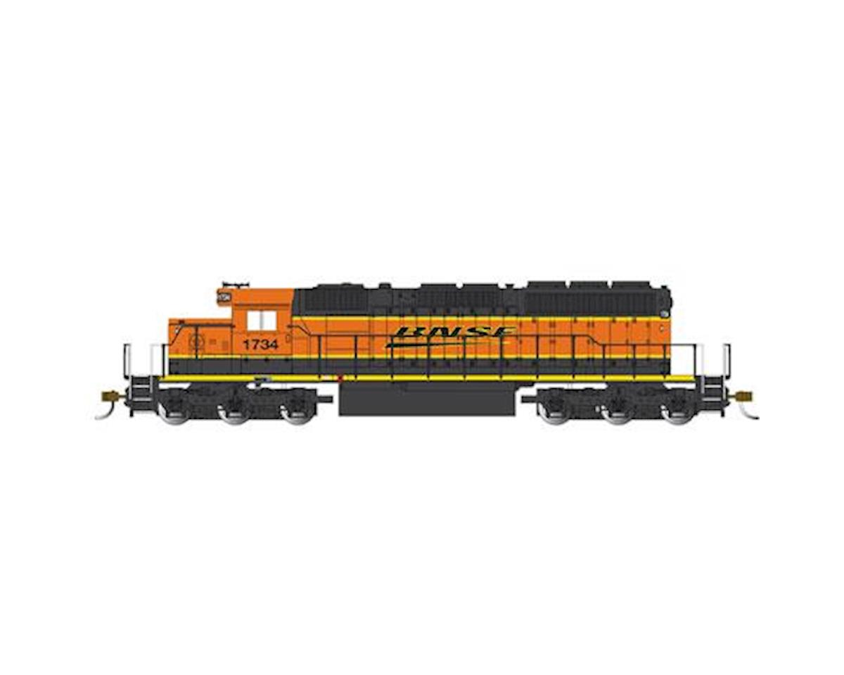 Bachmann HO SD40-2 w/DCC, BNSF/Heritage III