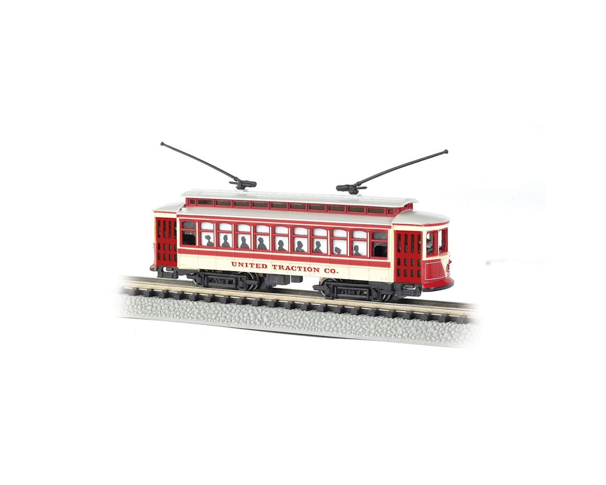 N Brill Trolley, United Traction by Bachmann