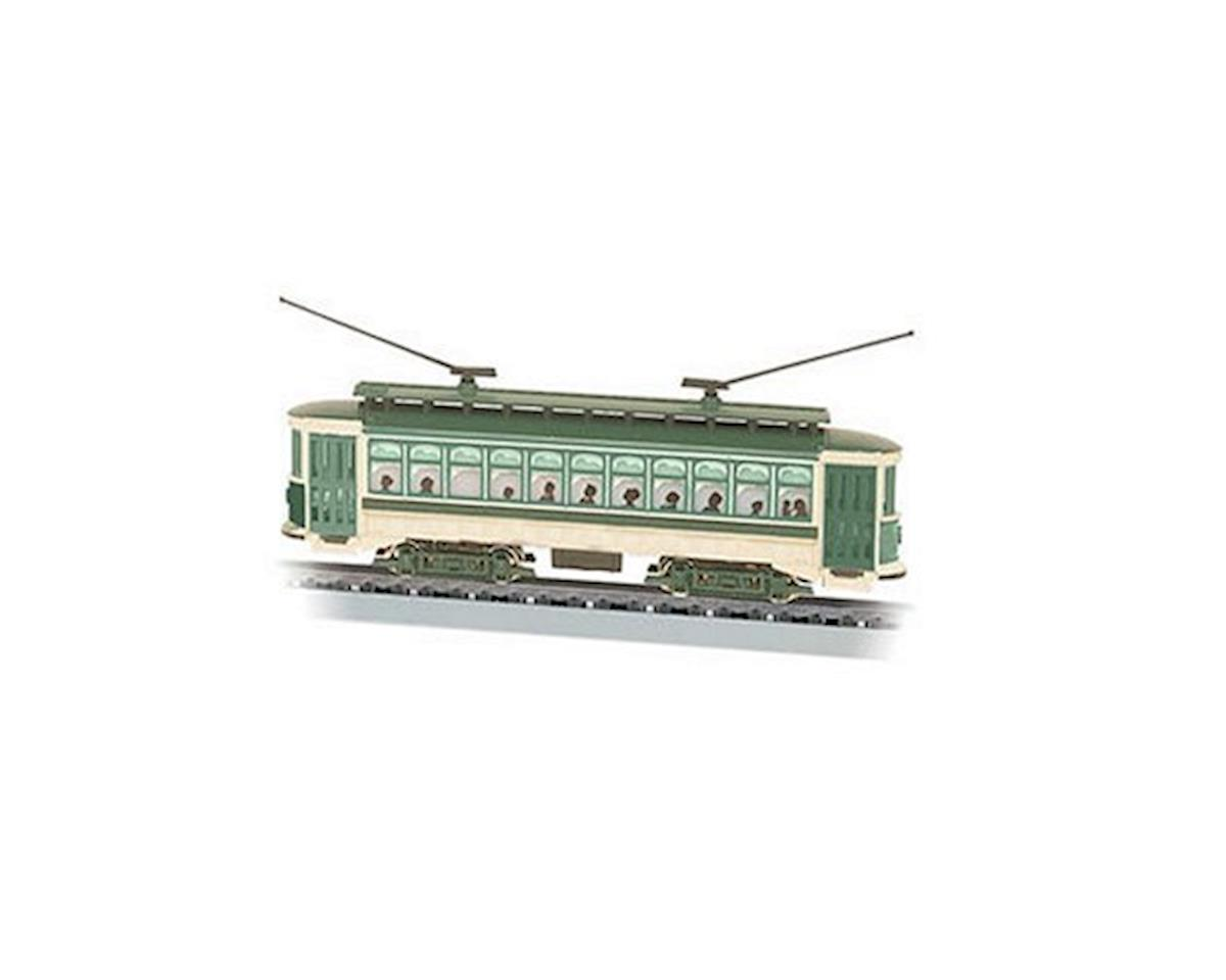Bachmann N Brill Trolley, Green