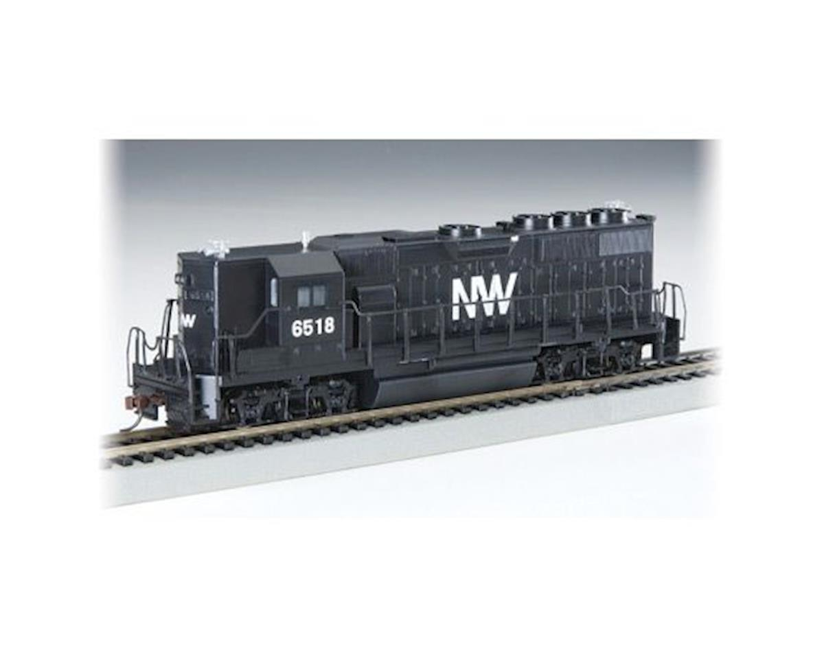 HO RTR GP50, N&W #6518 by Bachmann