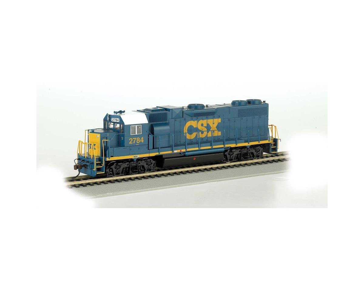 Bachmann HO GP38-2, CSX/Dark Future