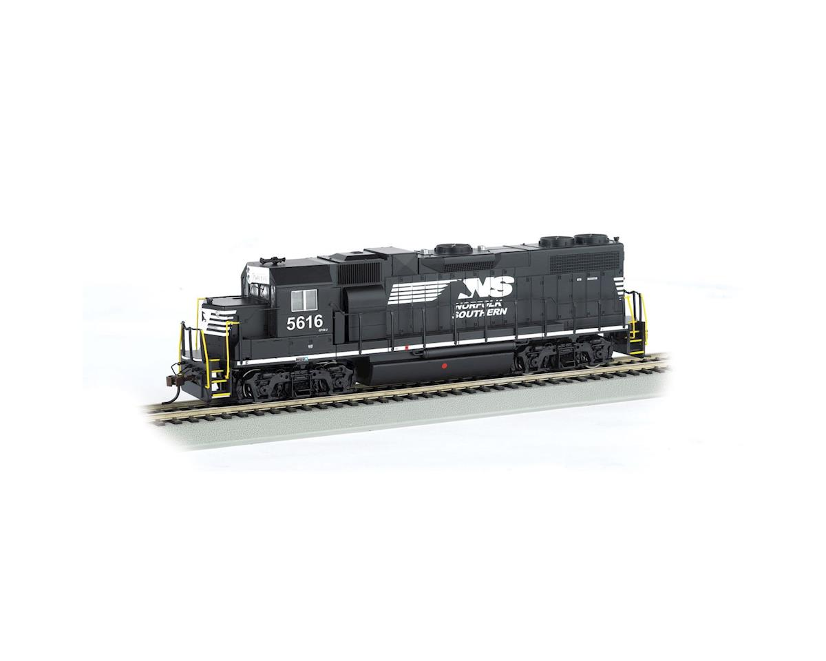 HO GP38-2, NS/Thoroughbred #5616 by Bachmann