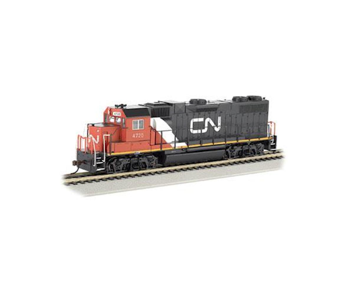 HO GP38-2, CN by Bachmann