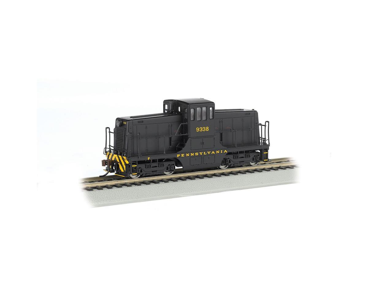 Bachmann HO 44-Ton Switcher w/DCC, PRR #9338