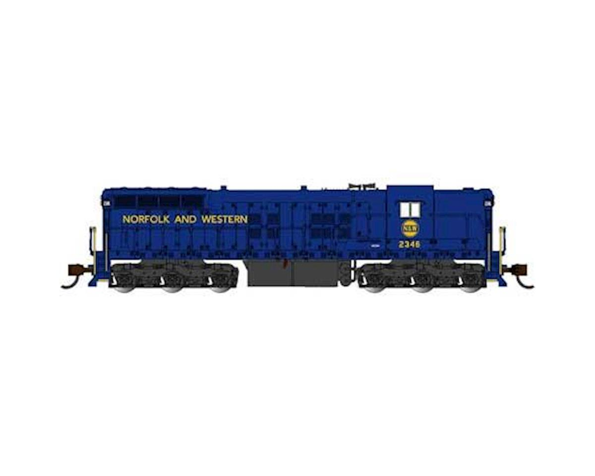 Bachmann N SD9 w/DCC & Sound Value, N&W #2346