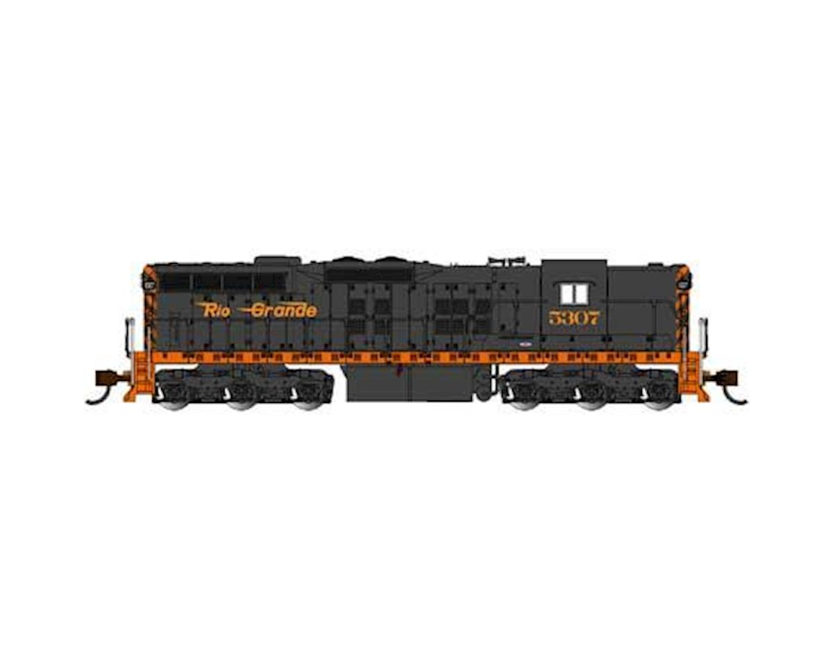 Bachmann N SD9 w/DCC & Sound Value, RGS #5307