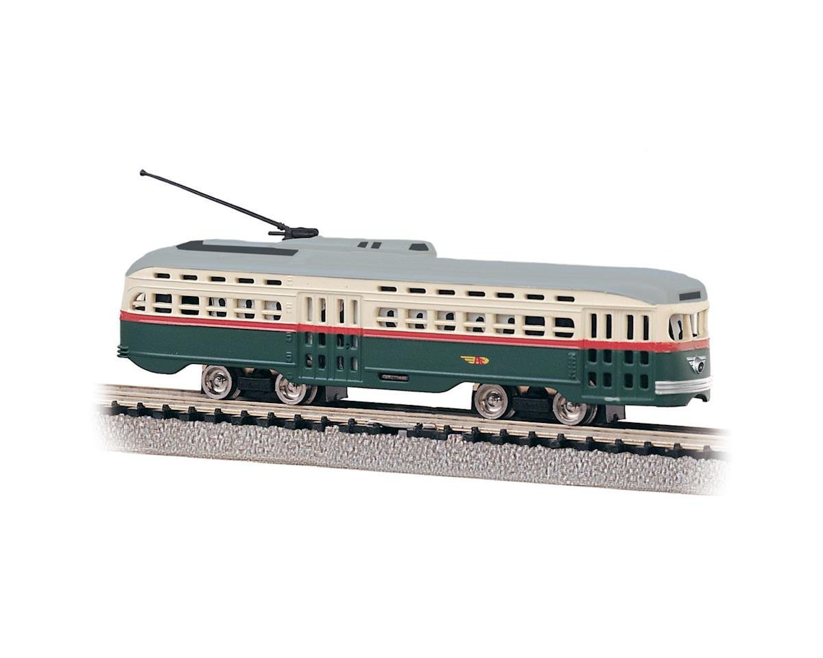 N RTR Streamline Trolley, PTC by Bachmann