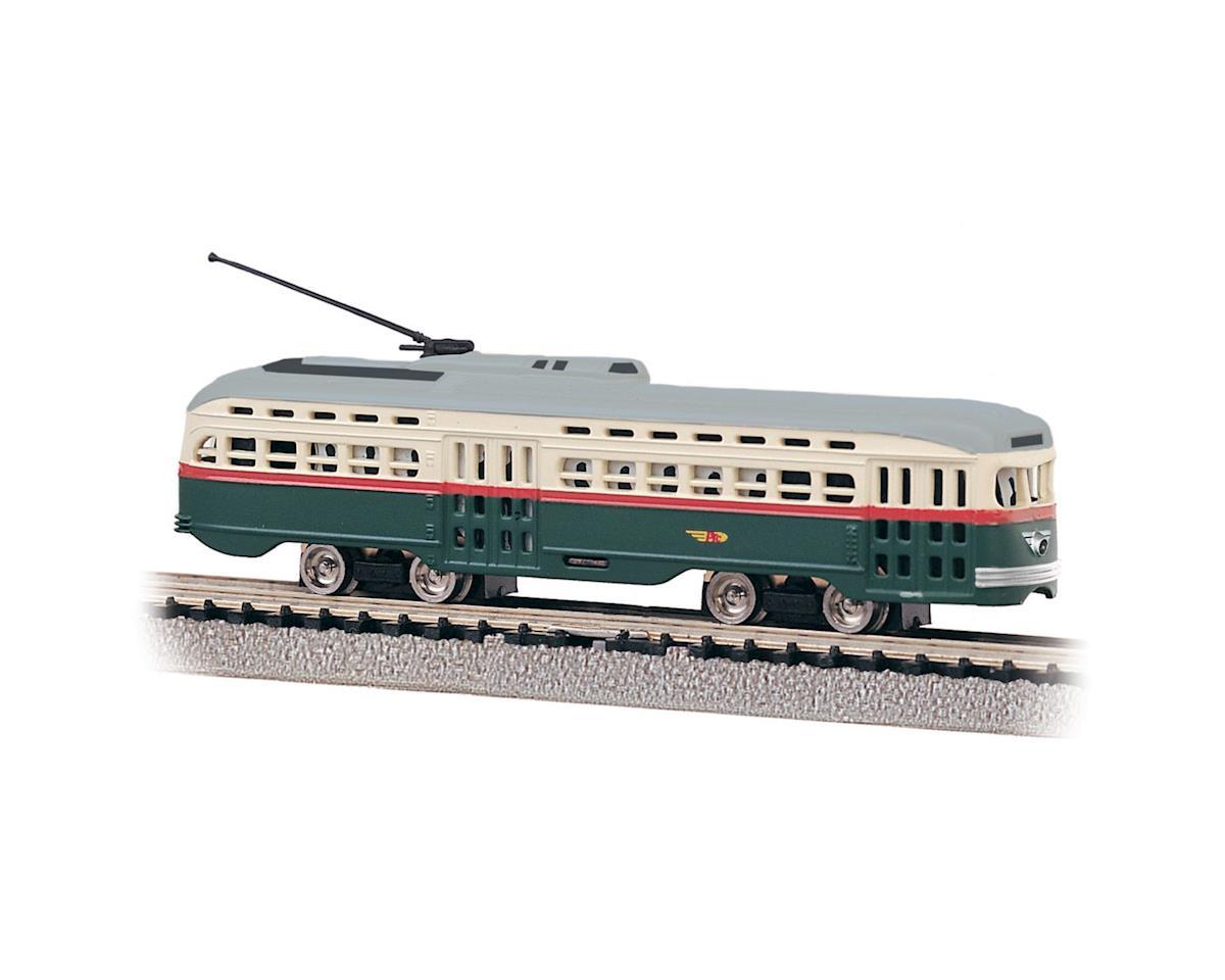 Bachmann N RTR Streamline Trolley, PTC